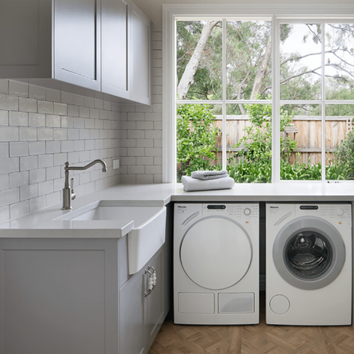 Custom Modern Design Inexpensive Cabinets For Laundry Room